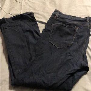Ann Taylor Modern fit jeans size 14/16